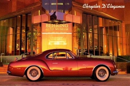 Chrysler d'Elegance Jigsaw Puzzle