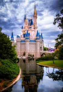 Cinderella Castle Jigsaw Puzzle