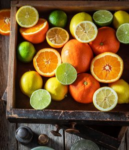 Citrus Drawer Jigsaw Puzzle