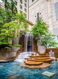 City Fountains Jigsaw Puzzle