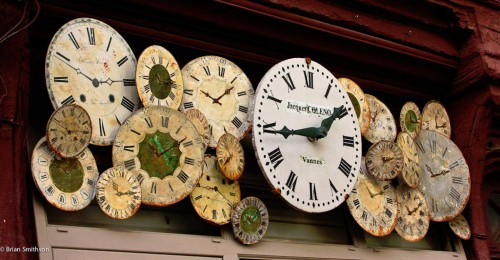 Clock Faces Jigsaw Puzzle