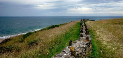 Coastal Wall Jigsaw Puzzle