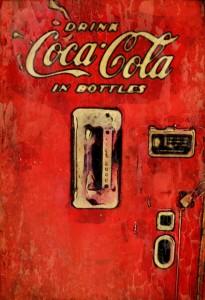 Coca-Cola Machine Jigsaw Puzzle