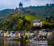 Cochem and Castle