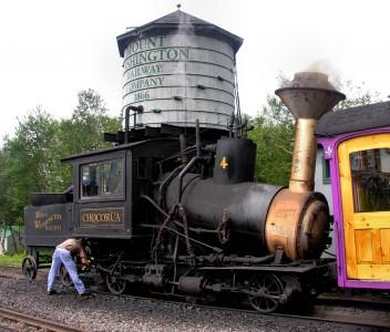Cog Railway Jigsaw Puzzle