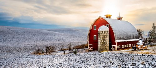 Cold Hills Jigsaw Puzzle
