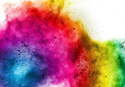 Color Explosion Jigsaw Puzzle