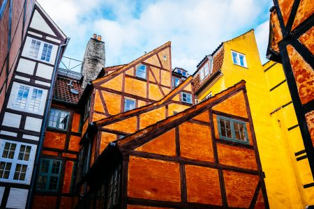Colorful Architecture Jigsaw Puzzle