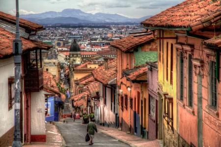 Colorful Bogota Jigsaw Puzzle