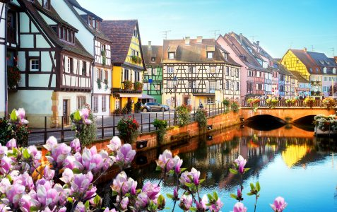 Colorful Colmar Jigsaw Puzzle