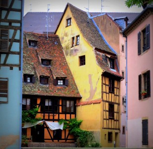 Colorful Strasbourge Jigsaw Puzzle