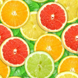 Colors of Citrus Jigsaw Puzzle