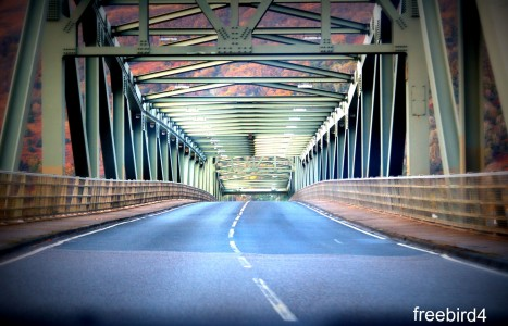 Connel Bridge Jigsaw Puzzle