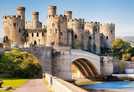 Conwy Castle Jigsaw Puzzle