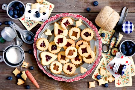Cookies and Cards Jigsaw Puzzle