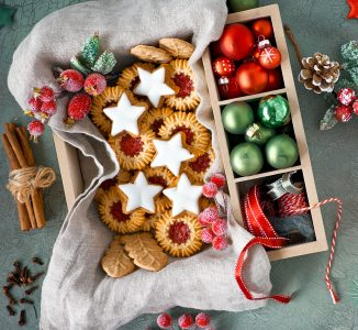 Cookies and Ornaments Jigsaw Puzzle