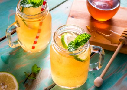 Cool Lemonade Jigsaw Puzzle