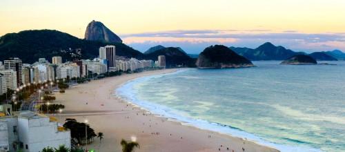 Copacabana Jigsaw Puzzle