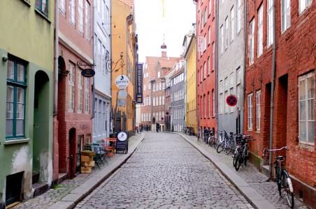 Copenhagen Street Jigsaw Puzzle