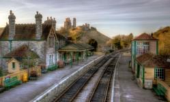 Corfe Castle Station