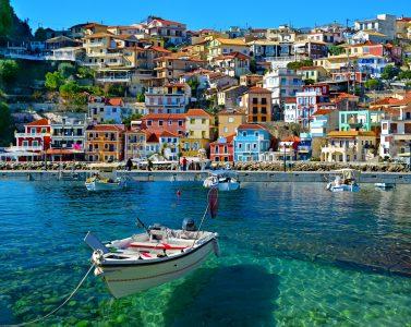 Corfu Coast Jigsaw Puzzle