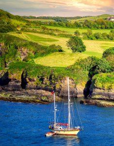 Cornwall Sailing Jigsaw Puzzle