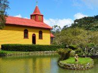 Costa Rican Church