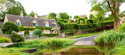 Cotswold Ford Jigsaw Puzzle