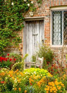 Cottage Garden Jigsaw Puzzle