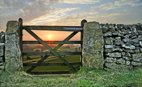 Image result for country gate