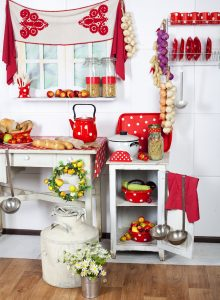 Country Kitchen Jigsaw Puzzle