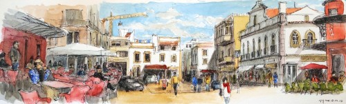 Covered Markets Jigsaw Puzzle