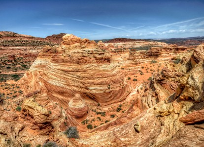 Coyote Buttes Jigsaw Puzzle