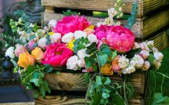 Crate of Roses