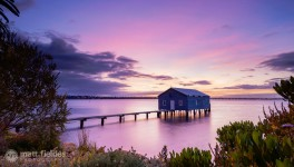 Crawley Edge Boatshed