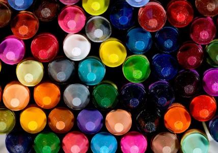 Crayon Colors Jigsaw Puzzle