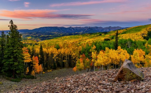 Crested Butte Jigsaw Puzzle