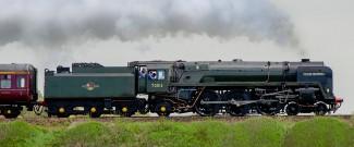 Cromwell Locomotive