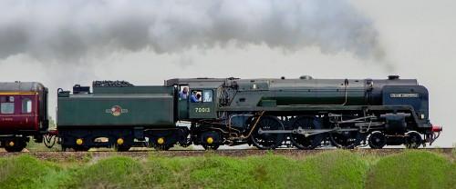 Cromwell Locomotive Jigsaw Puzzle