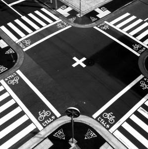 Crossroads Jigsaw Puzzle