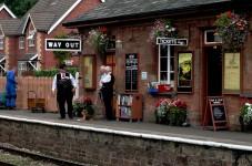 Crowcombe Station