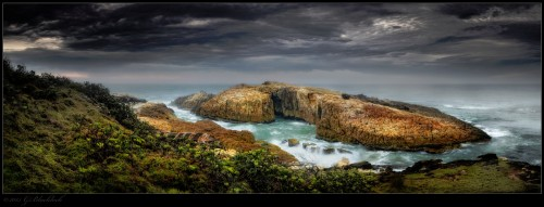 Crowdy Bay Jigsaw Puzzle