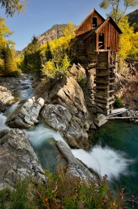 Crystal Mill Jigsaw Puzzle