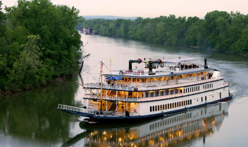 Cumberland Riverboat Jigsaw Puzzle