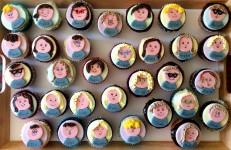Cupcake Faces