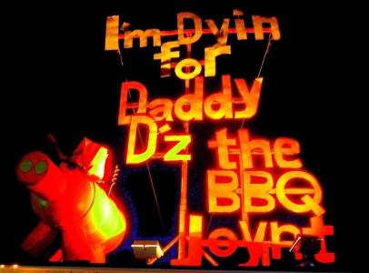 Daddy D'z BBQ Jigsaw Puzzle