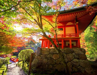 Daigo-ji Temple Jigsaw Puzzle
