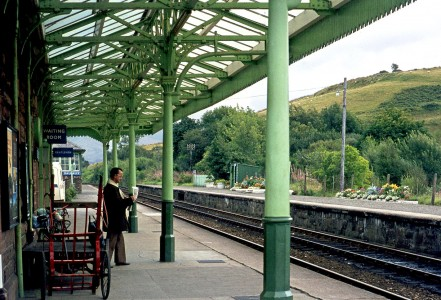 Dalmally Station Jigsaw Puzzle