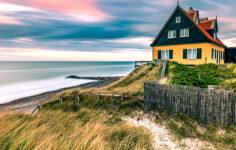 Danish Beach House