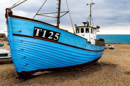 Danish Boat Jigsaw Puzzle